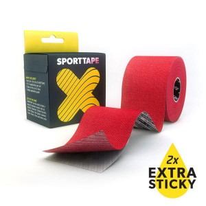 Tejp SPORTTAPE Red