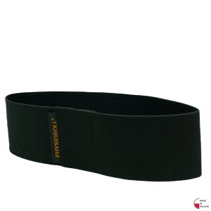 Taśma mini band LOOP PHYSIOROLL® Black